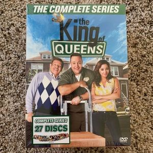 Other - The King of Queens: The Complete Series (NWT)